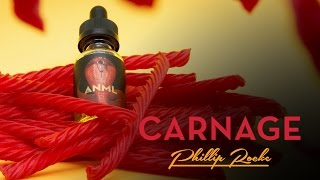 ANML Carnage E-Juice Video