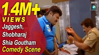 Double Decker Kannada Movie Comedy Scenes 2 | Jaggesh, Shraddha Arya, Shia Goutham