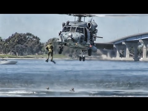 SEAL Team Public Demonstration • Naval Base Coronado
