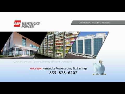 Kentucky Power  Commercial Incentive Program
