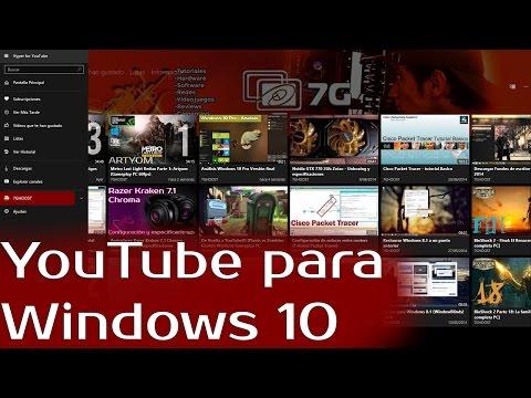 youtube-para-windows-10-la-mejor-aplicación-(descarga-y-reproducción-de-vídeo)