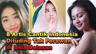8 Artis Cantik Indonesia Dituding Tak Perawan di Usia Belasan