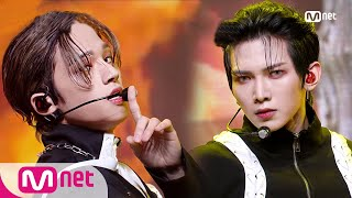 [ATEEZ - Fireworks(I'm The One)] KPOP TV Show |#엠카운트다운 | M COUNTDOWN EP.701 | Mnet 210311 방송