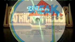 Play Boy  (Vocal version) (1986)  -  -  David Lyme.