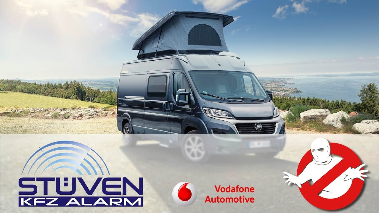 hymercar grand canyon test ducato yellostone wohnmobil alarmanlage youtube. Black Bedroom Furniture Sets. Home Design Ideas