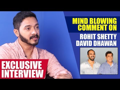 Shreyas Talpade Mind Blowing Comment On Rohit Shetty, David Dhawan | Exclusive Interview