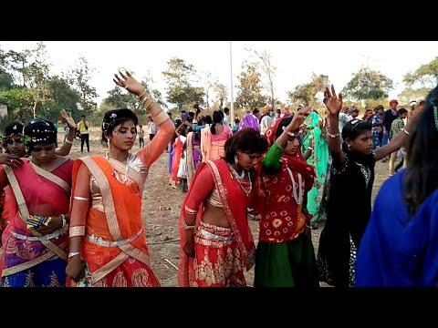 Maari_Narmada_Ne_Patwa_Female_Dance // Arjun R meda New Song // Adivasi Dance // Adivasi Songs