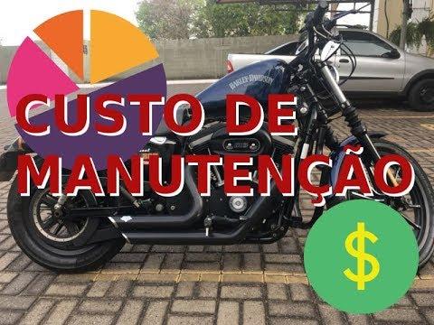 Quanto custa manter uma Harley Davidson 883 para uso ...