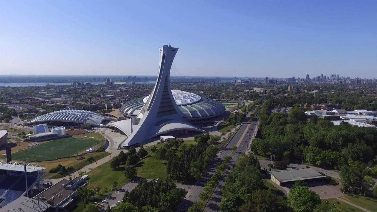You've Never Seen Montreal Like This - Montreal Skies - Drone Footage