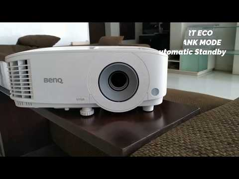 UNBOXING BENQ PROYEKTOR MS550