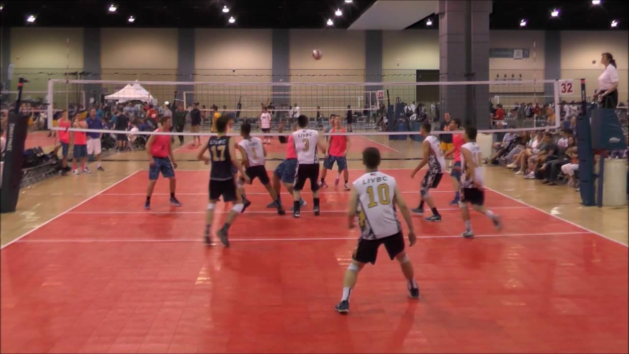 JASON KOEHLER #3 Boys East Coast Championships Volleyball ...