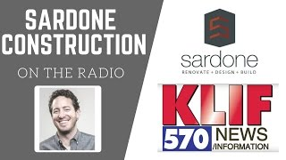 KLIF 570 News Radio Interview | Sardone Construction