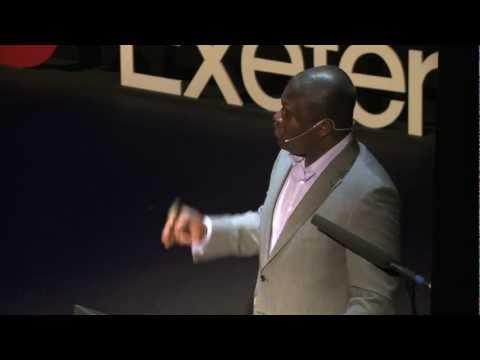 Congo Calling: Bandi Mbubi at TEDxExeter