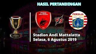 Hasil Akhir: SELAMAT!!! PSM Makassar Juara Piala Indonesia 2019