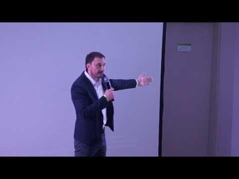 Некст 2019. Артём Мушинский(Брянск). Деловая встреча.