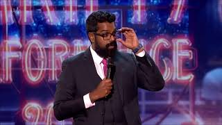 Romesh Ranganathan  Royal Variety Performance 2015