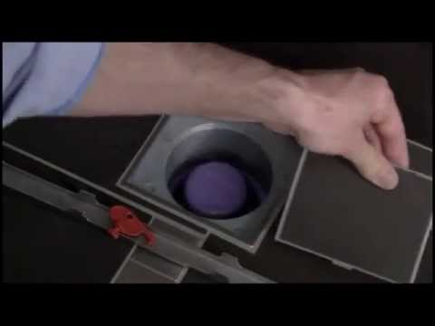 receveur de douche domoboard