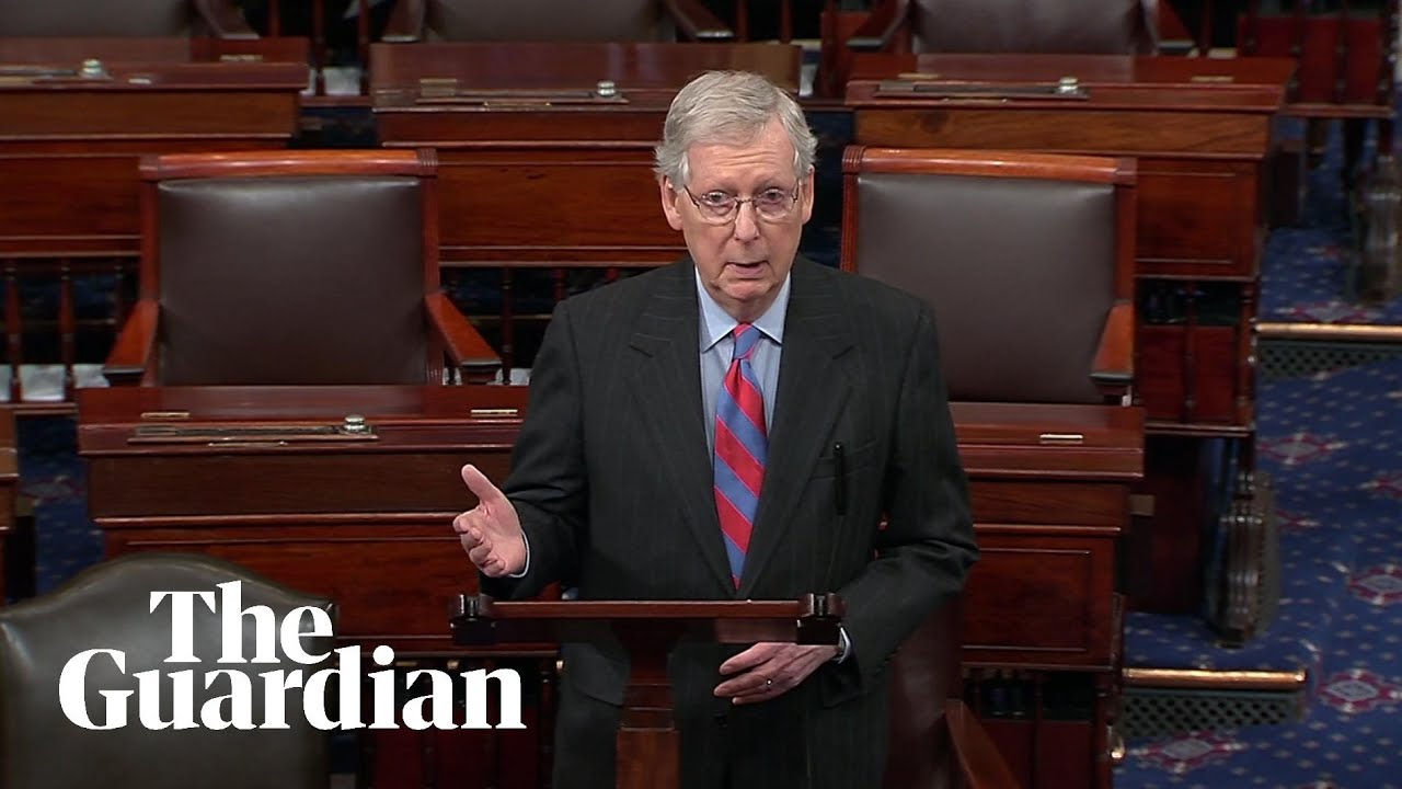 Mitch McConnell: Trump to sign funding bill but declare national emergency