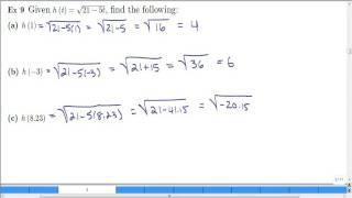 Tech Math III  Section 4.1b CC