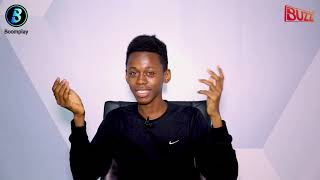 "Teenage Magician ""Babs Cardini"" Stuns Boomplay Staff At The Office"