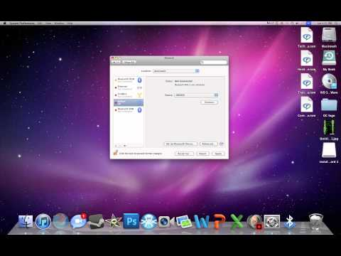How to tether android phone wirelessly to a mac without  applications or rooting!