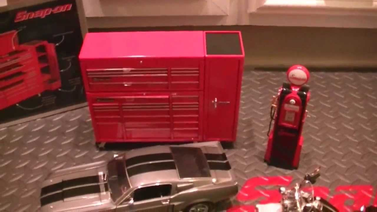 Mini Snap On Tool Box Banks Wiring Diagrams Hobart Uxuxtlkitpcb Printed Circuit Board And Eprom Kit Climate Diecast Toolbox Toolcabinet 1 8 Scale By Crown Premiums Rh Youtube Com Micro Truck