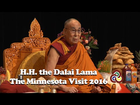 The Dalai Lama Minnesota Visit 2016 (Official Event Video)