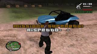 GTA crazy andreas ! Missions with bazooka peds #20
