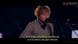 ed sheeran photograph sub español lyrics