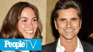 John Stamos Shares His Love Story With Caitlin McHugh | PeopleTV