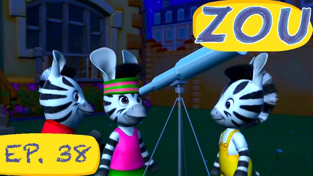 Zou Zou Et La Comète Saison 1 Episode 38 Zou En Français Dessins Animés