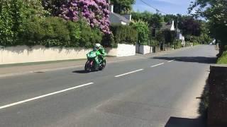 2018 Bennetts Lightweight TT Race | Glen Vine | Live Footage
