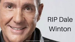RIP Dale Winton LIFE STORY INTERVIEW - Died 18th April 2018 - Radio TV / Mum Suicide / Surgery