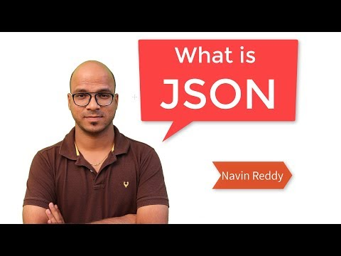 What is JSON ?