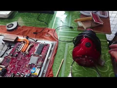 HOW to clean msi desktop / msi MS-AC71
