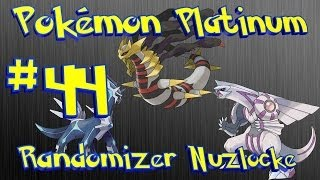Pokemon Platinum Randomizer Nuzlocke [Ep 44] - The Lost Tower!