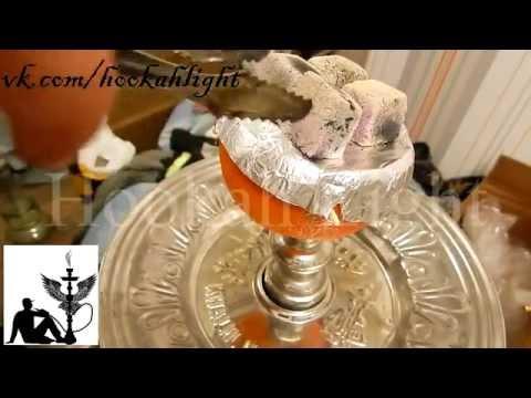 Пробуем и делимся #1 Чаша для кальяна из апельсина