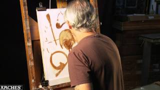Arches® Oil paper: A new paper for oil painting