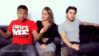 Repeat youtube video 10 Different Types Of Girlfriends