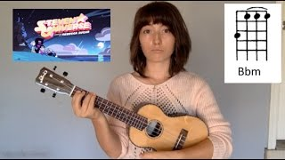 Steven Universe Theme song FULL (Ukulele Tutorial)