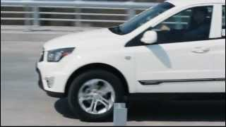 SsangYong Actyon Sports ad