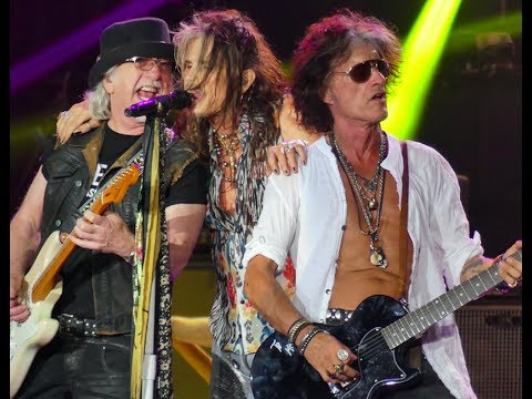 AEROSMITH - NINE LIVES - Live in Florence, Italy 23 June 2017 - Firenze Rocks