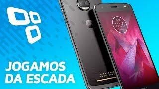 Moto Z2 Force - Análise/Review - TecMundo