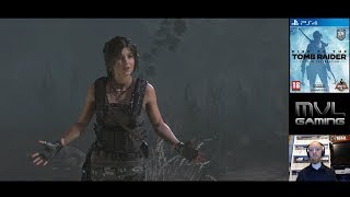 Rise of the Tomb Raider (PS4) LIVE Part 5