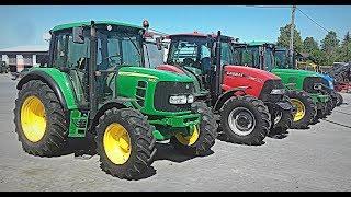 Oglądamy Nowe i Używane Ciągniki ! Vlog#112 Hattat,Tym i Farmtrac  ! Odwiedziny Dealera Maszrol Cz.2