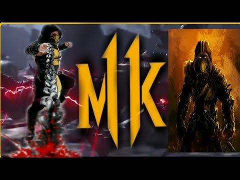 Latest leaks and new photos of fashion characters Mortal Kombat