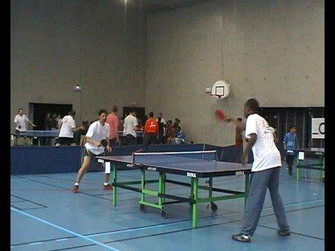 Jpo 12 octobre 2008 julien lacroix tennis de table youtube - Julien lacroix tennis de table ...