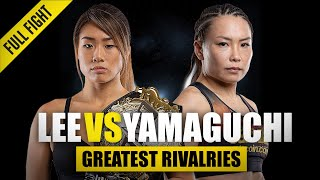 Angela Lee vs. Mei Yamaguchi | ONE Championship's Greatest Rivalries