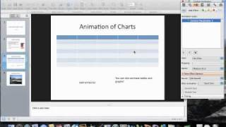 Animation on PowerPoint for Mac