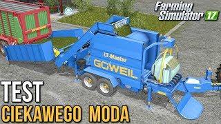 Test stacjonarnej prasy! - Farming Simulator 17